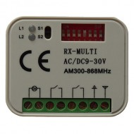 Receptor TRD RX MULTI 300-868